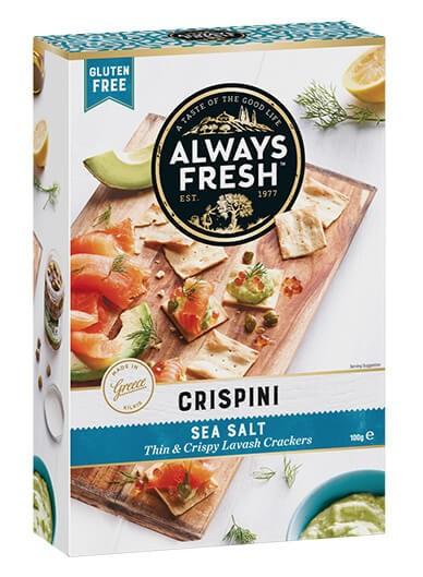 Crispini – Sea Salt