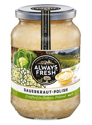 Sauerkraut – Polish