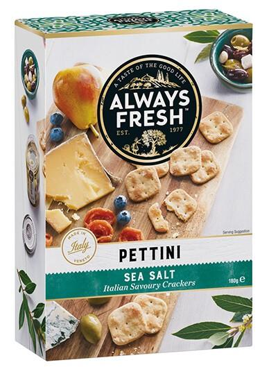 Pettini – Sea Salt