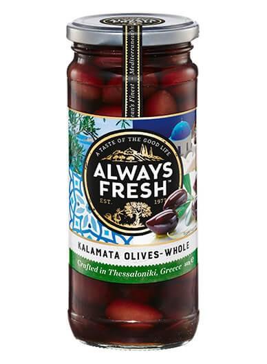 Kalamata Olives – Whole