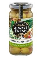 Stuffed Olives – Pimento