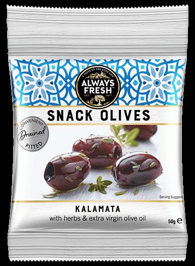 Snack Olives-Kalamata